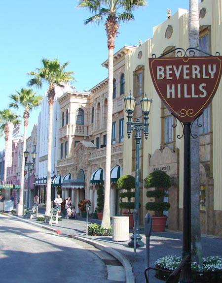 Beverly Hills film locations